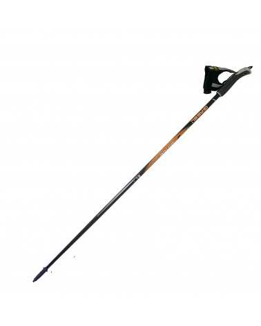 Stride Sport Black Nordic Walking palos Gabel  sport
