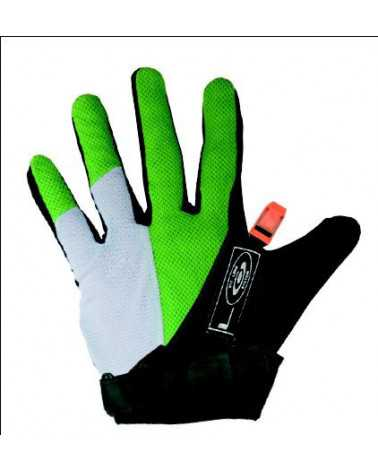 Gabel Expert Green NCS Handschuhe Nordic Walking Sport und Fitness.
