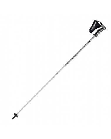 Era White lady ski poles Gabel aluminium F-56