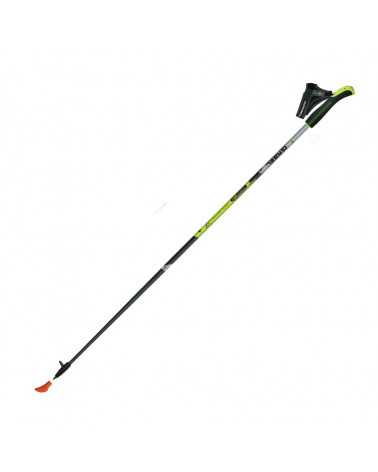 X-1.2 Bastoncini Gabel professionali da nordic walking in carbonio