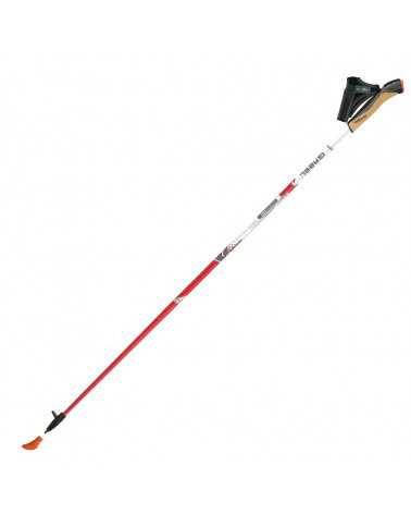 X-5 bâtons Gabel de marche nordique carbone 85