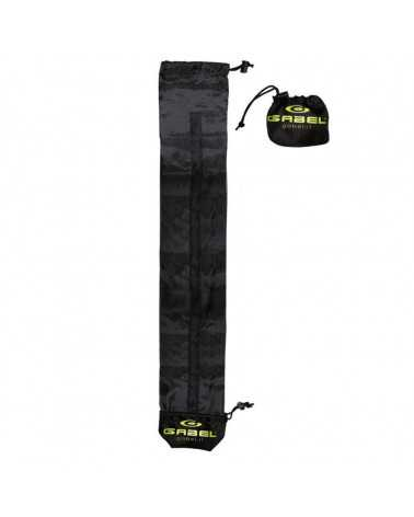 Gabel trekking poles bag, hold a pair.
