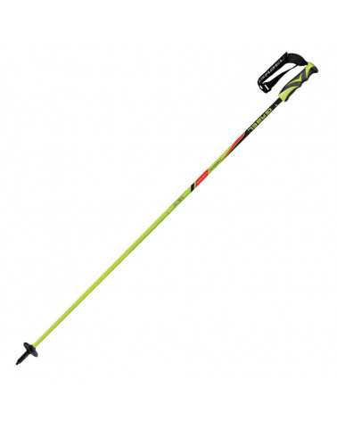 Carbon Cross Lime bastoncino da sci Gabel in carbonio