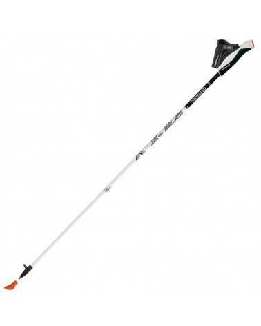 STRIDE X-2.5 Silver Gabel bastoncini da nordic walking