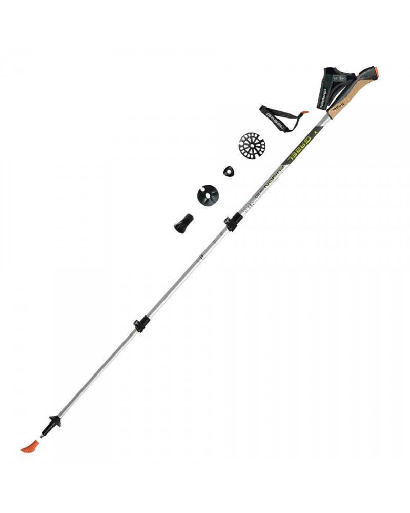 FUSION CORK-TECH Sticks Gabel für Trekking, Snow Shoes, Alpine Touring, Alpine Ski, Back Country