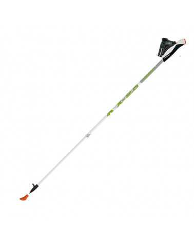 STRIDE X-2.5 Green Gabel bastoncini da nordic walking