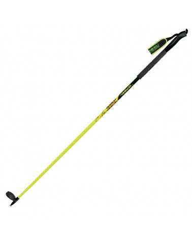 MEZZALAMA Gabel ski mountaineering sticks with Dual Spike Tip