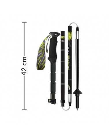 FR-5 FL LITE XTL Sticks Gabel für Trekking, Snow Shoes, Alpine Touring, Alpine Ski, Back Country