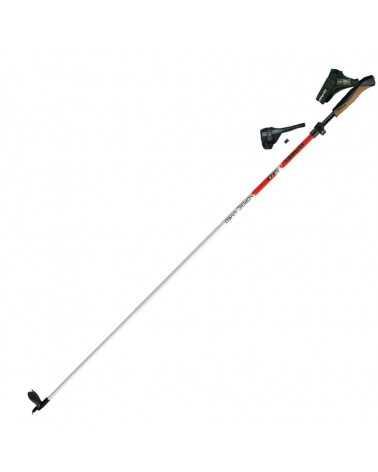 NORDIC VARIO ALU/CARBON XTL sticks Gabel cross-country skiing Nordic skiing in carbonand aluminum