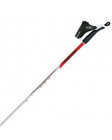 TX FLS sticks Gabel cross-country skiing Nordic skiing in aluminum