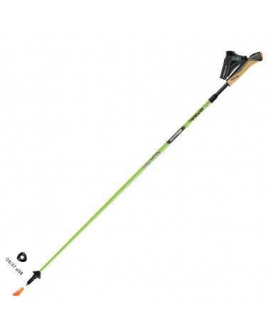 Nordic-Revo Alu Carbon Gabel Nordic Walking poles carbon