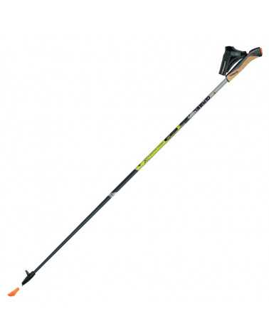 X-5 Bastoncini Gabel da nordic walking in carbonio 85