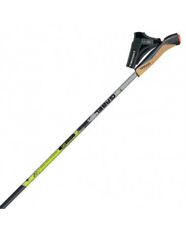 X-5 Gabel Nordic Walking poles carbon 85