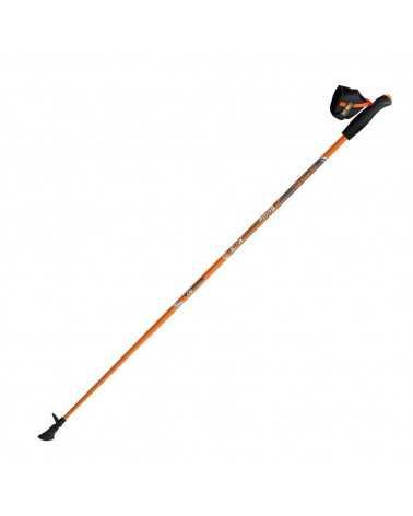 X-3 Orange Antra Gabel poles Nordic Walking Online Performance