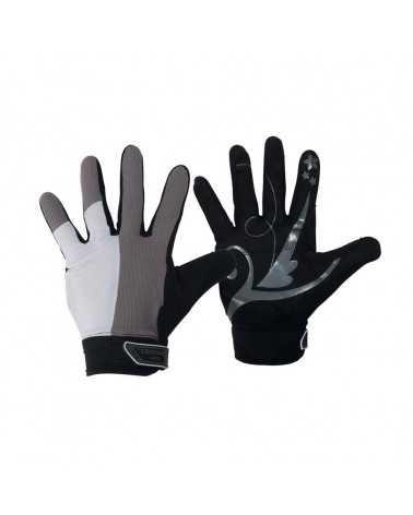 Des gants Gabel Expert Gris sportives de marche nordique et de fitness.