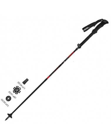 FR-3 FL XTR, gabel trekking poles wired tecnology 700839190