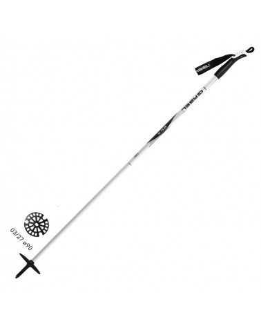 BCX - Gabel ski poles for Backcountry
