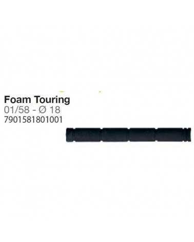 Touring 01/58 Foam grip handle diameter 18
