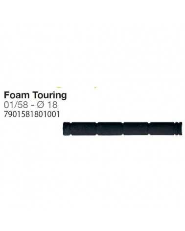 Touring 01/58 Foam grip handle diameter 18