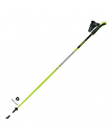 Adrenaline Click Gabel bastones de esquí