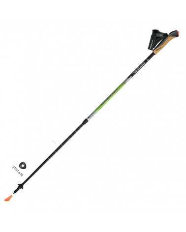Gabel Stretch Lite nordic walking bastoncini estensibili linea professional poles