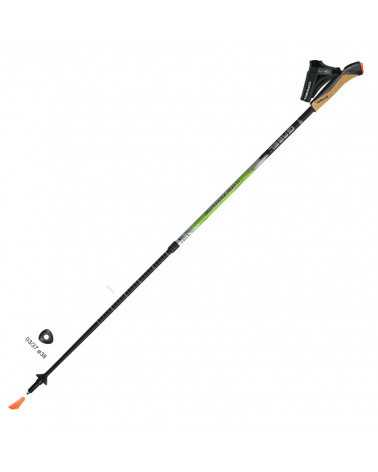 Gabel Stretch Lite Nordic walking poles extensible professional line