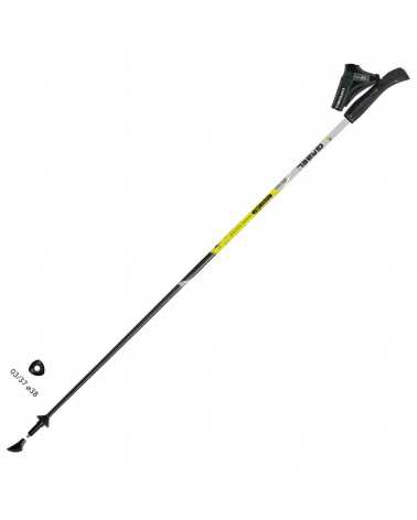 S-3.0 - Bastoncini Gabel in carbonio per Nordic Walking