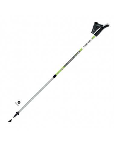 STRIDE VARIO S-9.6 GREEN  bâtons Gabel de marche nordique sport
