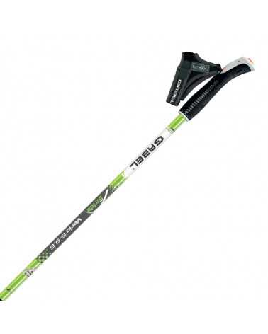 STRIDE VARIO S-9.6 GREEN  Gabel Nordic Walking poles sport