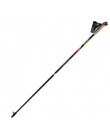 FX-75 W.C.M. WORLD CHAMPION EDITION - Bastoncini Gabel da nordic walking in Snake Carbon