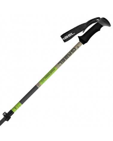 Mont Blanc F.L. 4.0 Green - Bâtons Gabel ligne Outdoor Expert