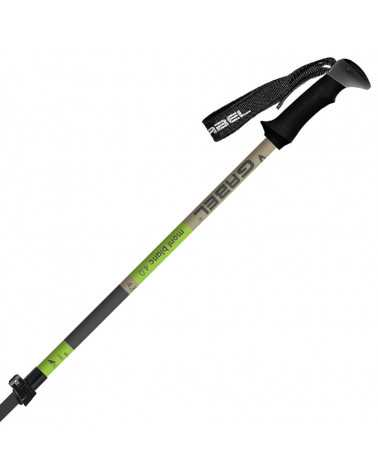 Mont Blanc F.L. 4.0 Green - Trekking poles Gabel Outdoor ExpertLine