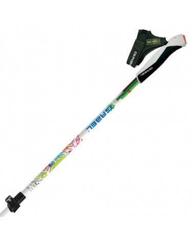NORDIC ENERGY F.L. - Gabel junior telescopic poles for nordic walking