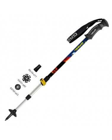 Destination Etna F.L. SMU -  poles for Trekking Gabel