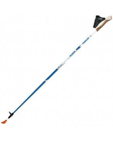 X-3 Ocean - Bastoncini Gabel da nordic walking in carbonio 50
