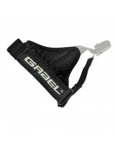 Click 3D blk/slv 02/53 JR Gabel replacement straps.