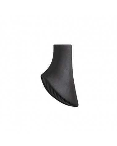 Scarpetta Copripuntale Nordic Walking 05/29 Walking Pad Black per bastoncini Gabel