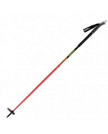 SELLARONDA  bastoncini Gabel da sci alpinismo professionale con punta Dual Spike in carbonio