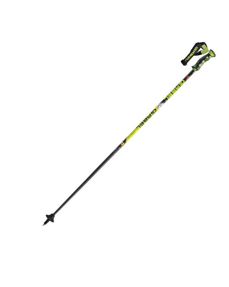 NT Lite SL Gabel junior racing ski poles for Slalom