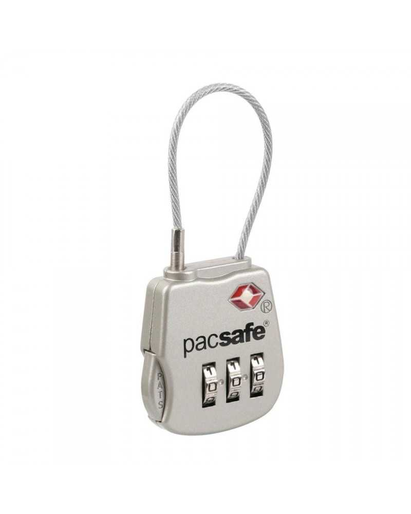 PROSAFE 800 TSA approved 3-dial cable lock