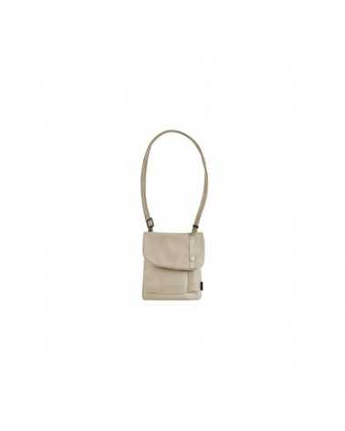 SLINGSAFE 100 BEIGE anti-theft sling purse