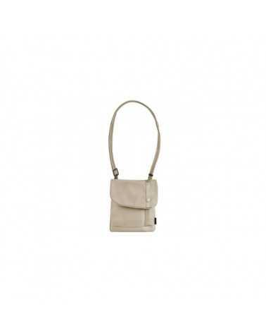 SLINGSAFE 100 BEIGE anti-theft sling purse