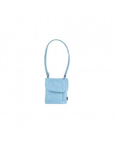 SLINGSAFE 100 LIGHT BLUE anti-theft sling purse