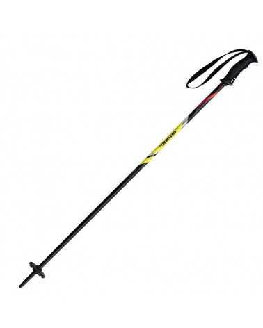 CVJ BLACK Gabel Ski Poles Junior line