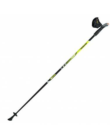 X-2 Yellow Gabel Nordic Walking carbon poles