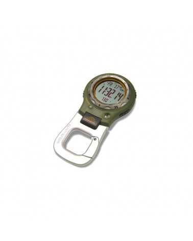 Altitech Green bussola orologio termometro Altitech Highgear