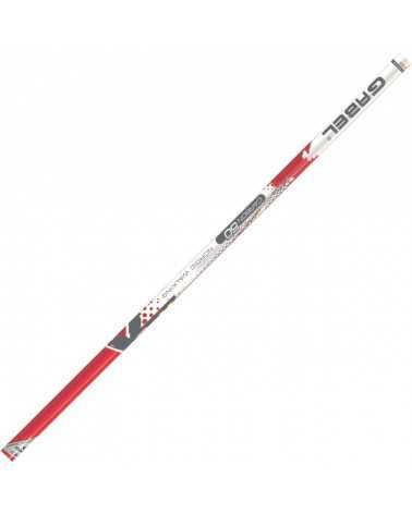 X-3 Red Gabel Nordic Walking poles carbon 50