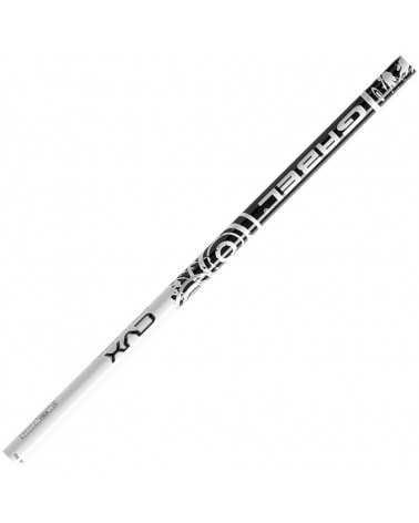 CVX White Gabel aluminum ski poles