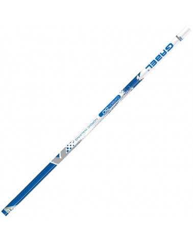 X-3 Ocean Gabel Nordic Walking poles carbon 50