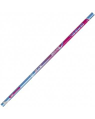 X-2 Lightblue Gabel Nordic Walking carbon poles